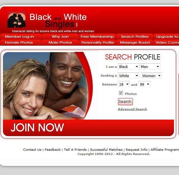 The World's #1 out of all Interracial Dating Sites